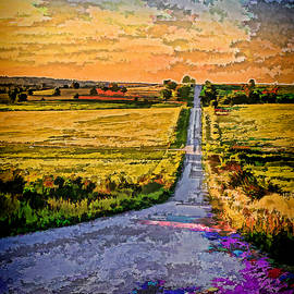 Country Road DA by Kevin Anderson