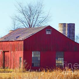 Janice Rae Pariza - Country Road, Ohio Barn
