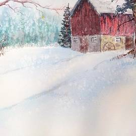Carolyn Rosenberger - Country Snowscape
