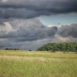 Countryside Storms - Martin Newman