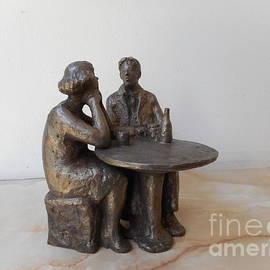 Nikola Litchkov - Couple on the table
