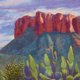 Nancy Jolley - Courthouse Rock