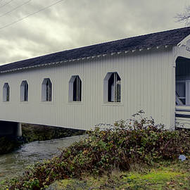 Covered Bridge 4 by Cathy Anderson