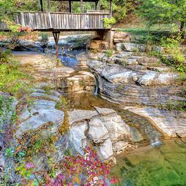 Gregory Ballos - Covered Bridge, Ponca Arkansas, Buffalo National River Area