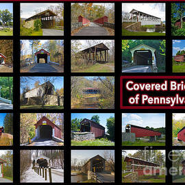 Lori Amway - Covered Bridges Of Pennsylvania