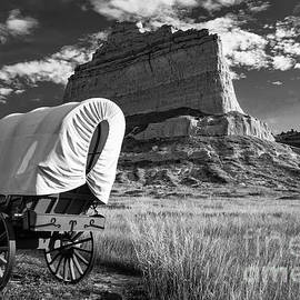 Bob Phillips - Covered Wagon and Eagle Rock 2