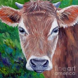 Julie Brugh Riffey - Cow Eyes