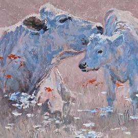 Mia DeLode - Cow Lick