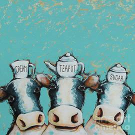 Lucia Stewart - Cows for tea