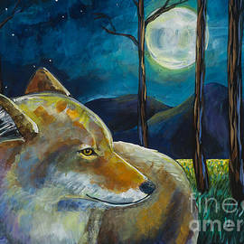 Coyote Moon by Harriet Peck Taylor