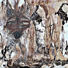 Coyote the Trickster by 'REA' Gallery