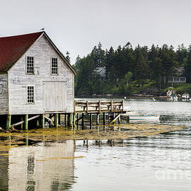 Dawna  Moore Photography - Cozy Island Southport Maine