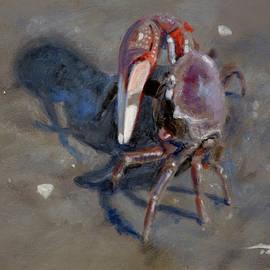 Christopher Reid - Crabby