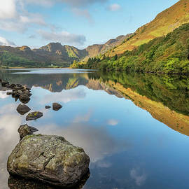Adrian Evans - Crafnant Lake Snowdonia