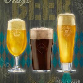 Craft Beer by Shari Warren