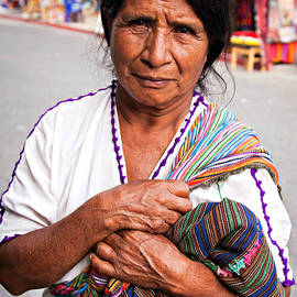 Crafts vendor, Guatemala by Tatiana Travelways