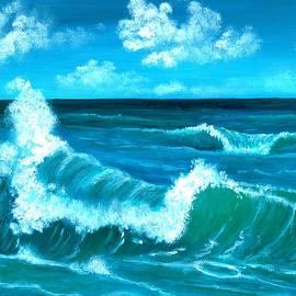Anastasiya Malakhova - Crashing Wave