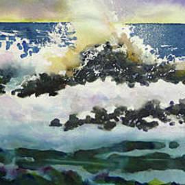 Crashing Wave by Mohamed Hirji