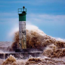 John Turner - Crashing Waves 4