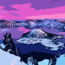 Andrea Mazzocchetti - Crater lake, Oregon