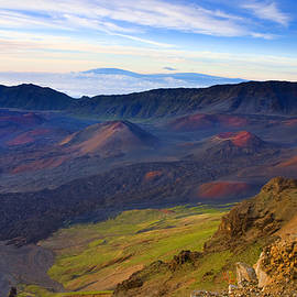 Craters of PAradise by Mike Dawson