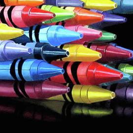 Diane Rudnick Mann - Crayons