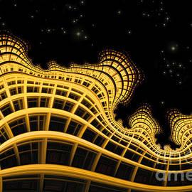 Crazy Pavilions by Ann Garrett