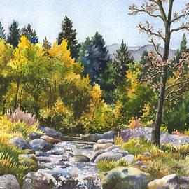Anne Gifford - Creek at Caribou