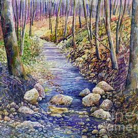 Creek Crossing - Hailey E Herrera