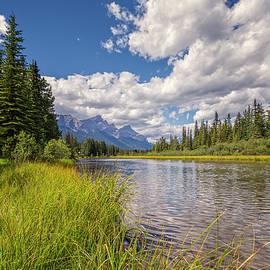 Joan Carroll - Creekside Canmore Alberta