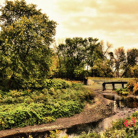 Reese Lewis - Creekside Landscape