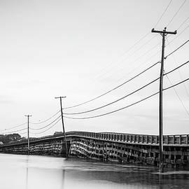 Alan Brown - Cribstone Bridge