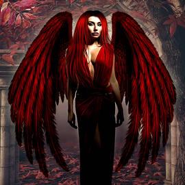 G Berry - Crimson Angel