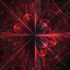 Crimson Cross by Ann Garrett