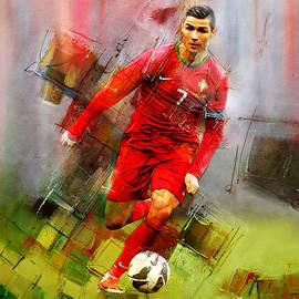 Cristiano Ronaldo  by Gull G