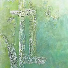 Cross And Fish  by Wonju Hulse