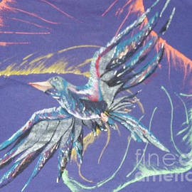 Crow by Cheryle Gannaway