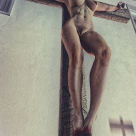 Ramon Martinez - Crucified in the Street