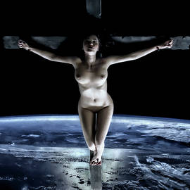 Ramon Martinez - Crucified Tellus II