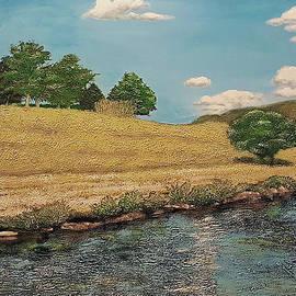 Cruising On Loudoun Lake by Rey Pineda
