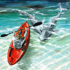 Joan Garcia - Cruising the Channel