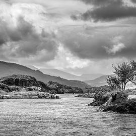 Debra and Dave Vanderlaan - Cruising the Lakes in Black and White