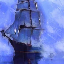 Mario Carini - Cruising the Open Seas