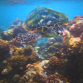 Cruising The Reef by Susan Rissi Tregoning