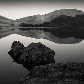 Dave Bowman - Crummock Water Reflection
