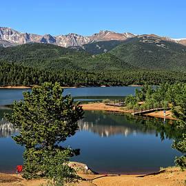 Judy Vincent - Crystal Creek Reservoir 1