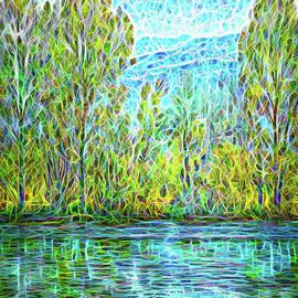 Joel Bruce Wallach - Crystal Lake Enchantment
