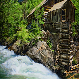 Crystal Mill by Priscilla Burgers