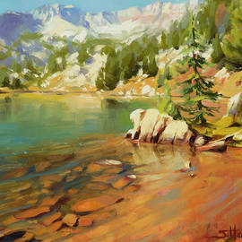 Steve Henderson - Crystalline Waters