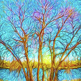Joel Bruce Wallach - Crystalline Winter Morning